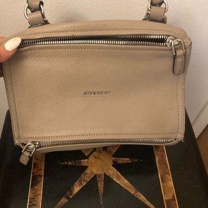 Givenchy Medium Pandora Gray/Taupe bag